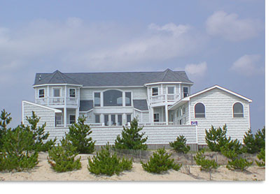 Come Live The Dream And Discover The Magic Of The Outer Banks This 15 Bedroom Home Has Views Of Both The Atlantic Ocean And The Currituck Sound And Is