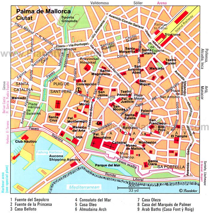 Maps Centre Ville Maze