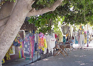 Street shopping in San Jose del Cabo
