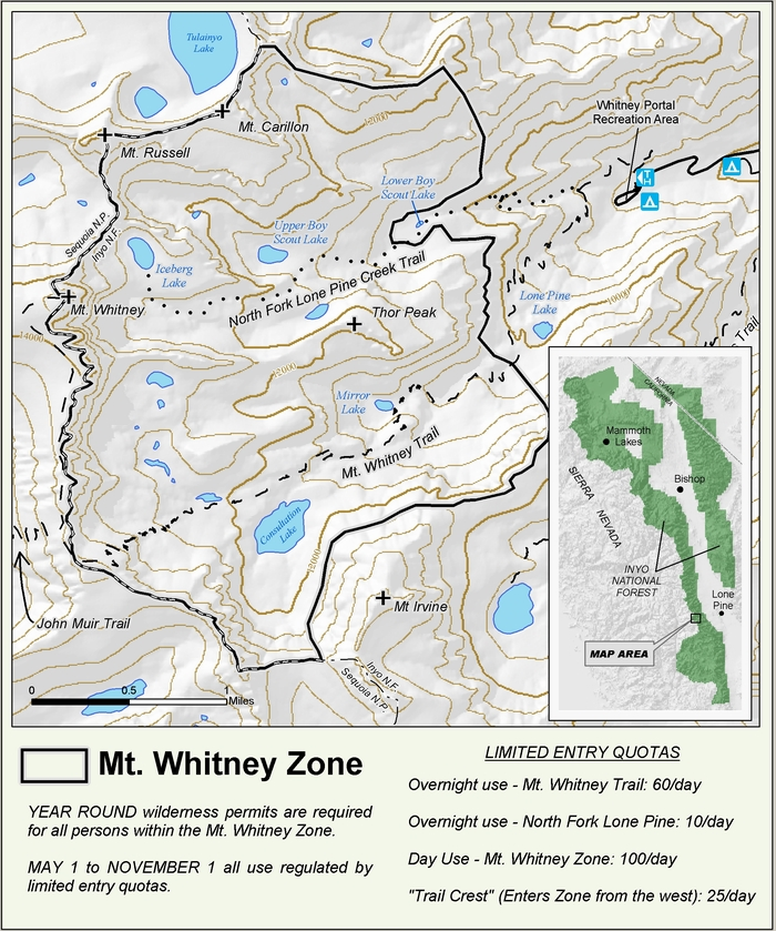 [Map]: Whitney Zone Map